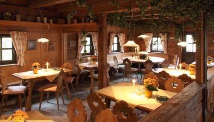 Gasträume und Salettl